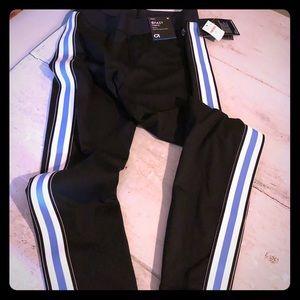 GapFit Blackout Sidestripe full length leggings